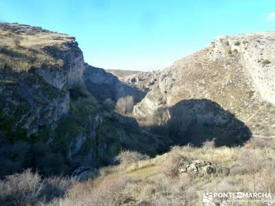 Barranco Río Dulce; puente de la constitucion en madrid ruta alpujarras turismo singles